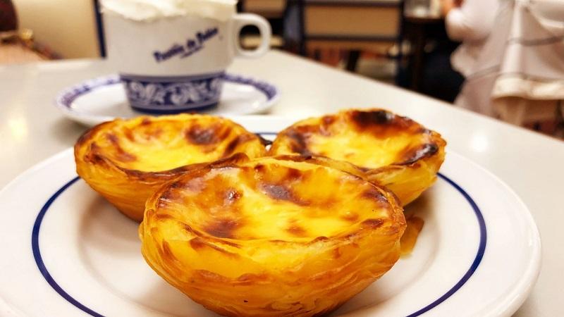 Pastéis de Belém em Lisboa | Portugal
