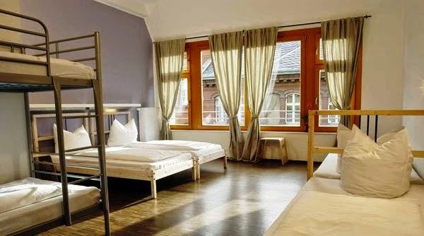 Baxpax Downtown Hostel em Berlim