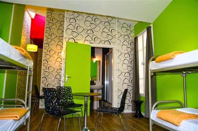 The Loft Boutique Hostel Paris