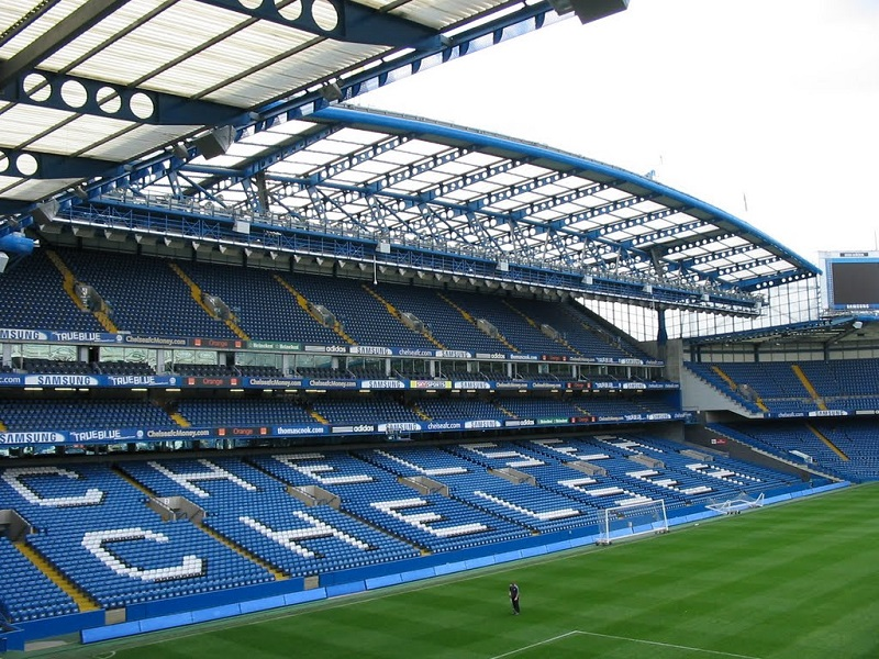 Estádio Stamford Bridge do Chelsea | Inglaterra