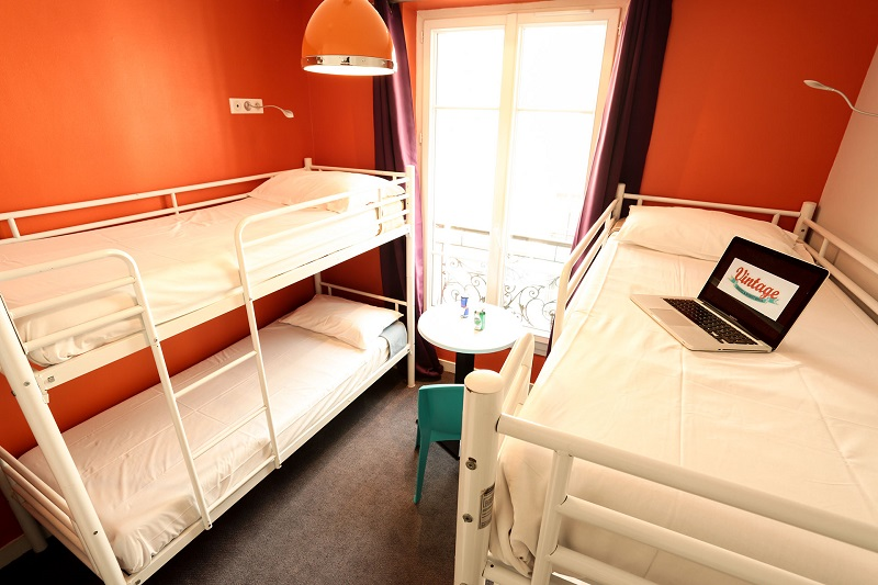 Vintage Boutique Hostel Paris