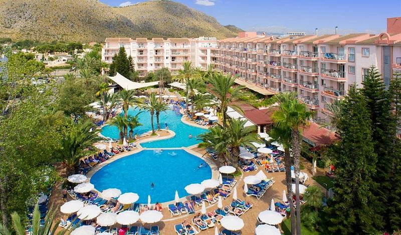 Hotel na Europa