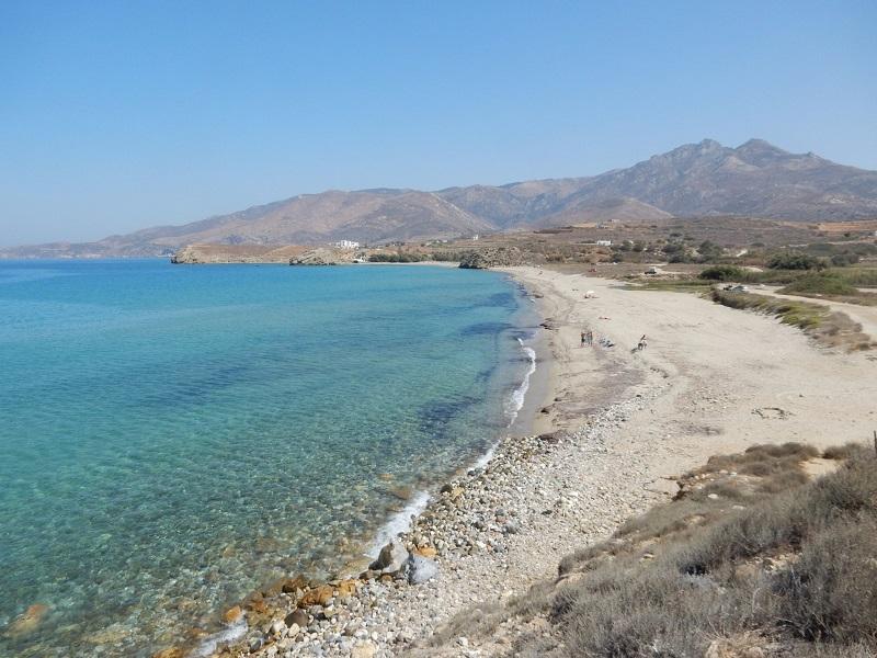 Praias da ilha de Naxos | Grécia