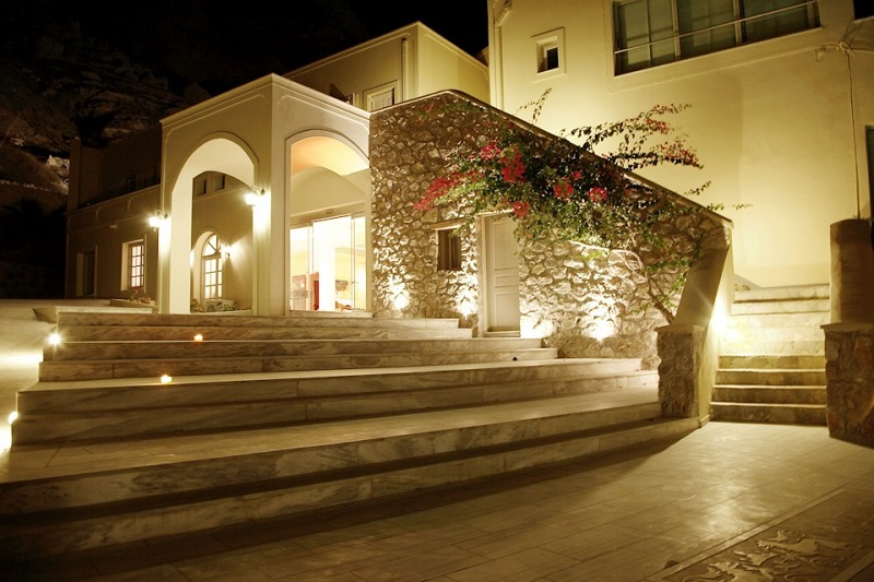 Antinea Suites Hotel & Spa em Santorini
