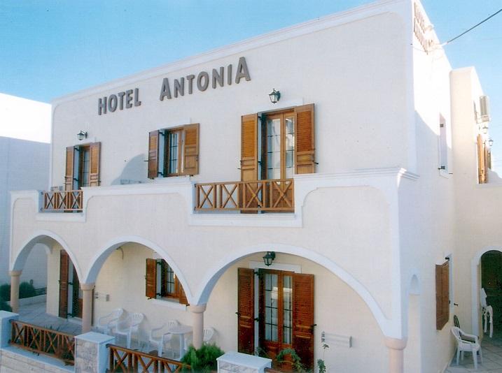 Antonia Hotel Santorini em Santorini
