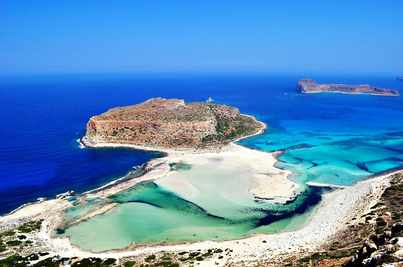 Praias da ilha de Creta | Grécia