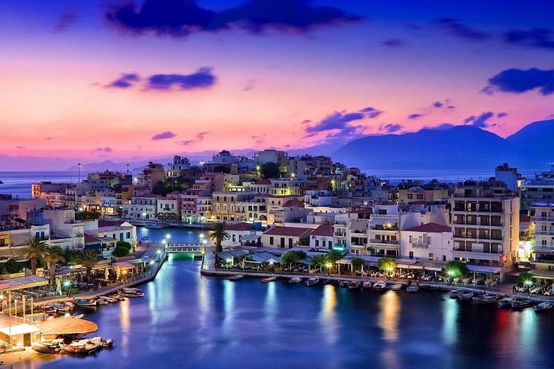Clima e temperatura em Creta | Grécia