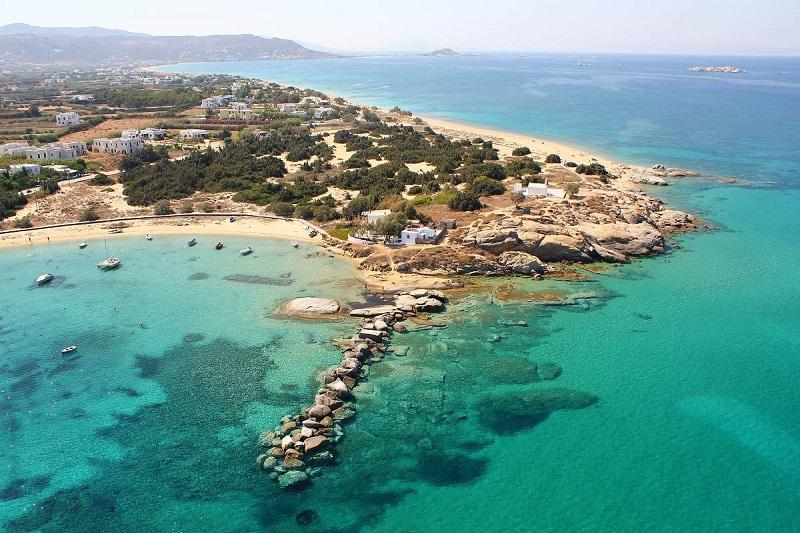 O que fazer na ilha de Naxos | Grécia