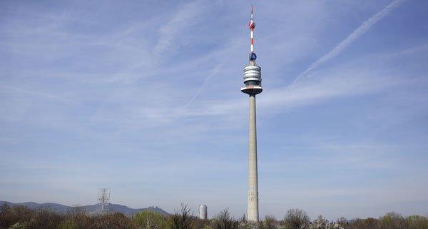Donauturm em Viena | Áustria