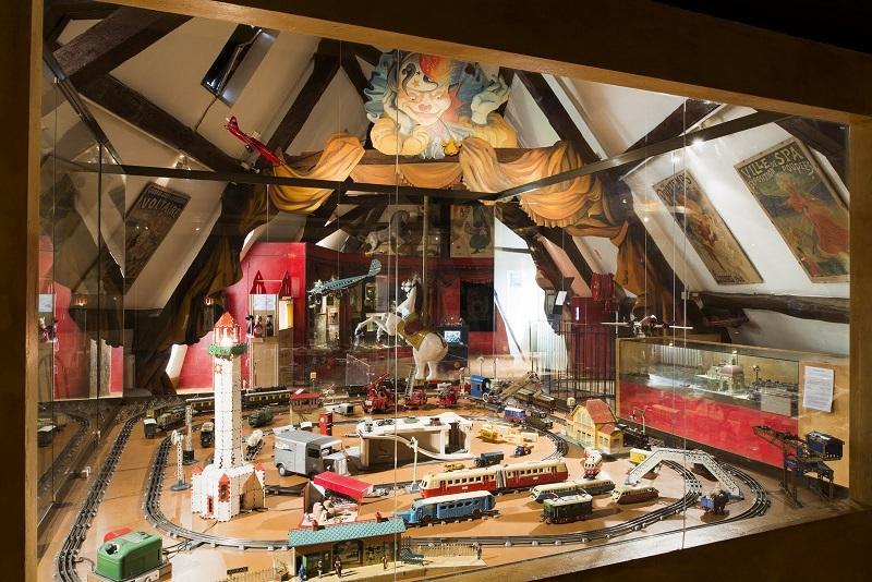 Musée du Jouet em Bruxelas