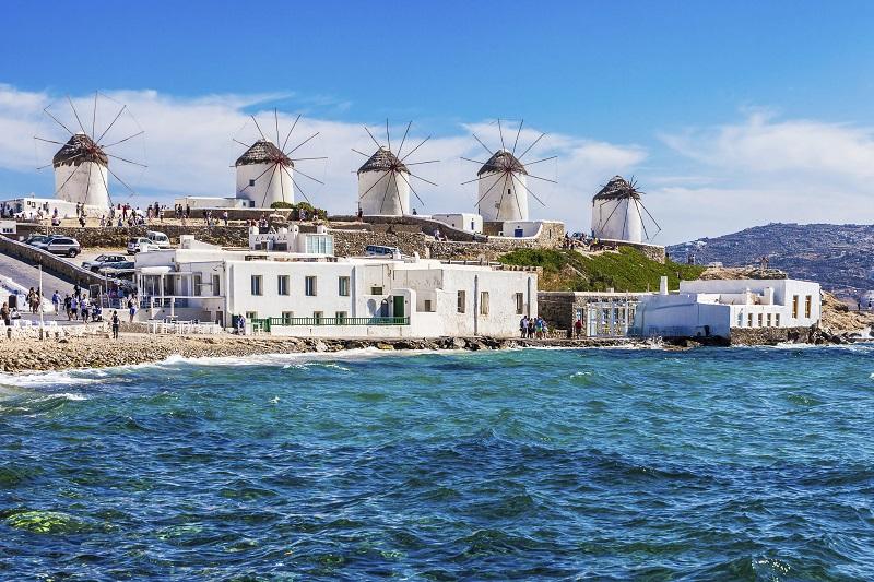 Pontos turísticos de Mykonos | Grécia
