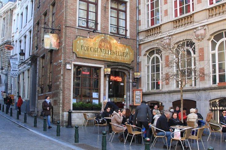 Poechenellekelder em Bruxelas