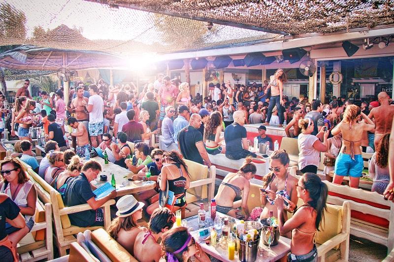 Bares na ilha de Mykonos | Grécia