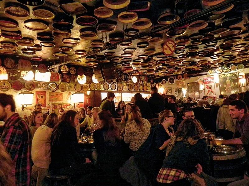 Bares e pubs em Bruxelas