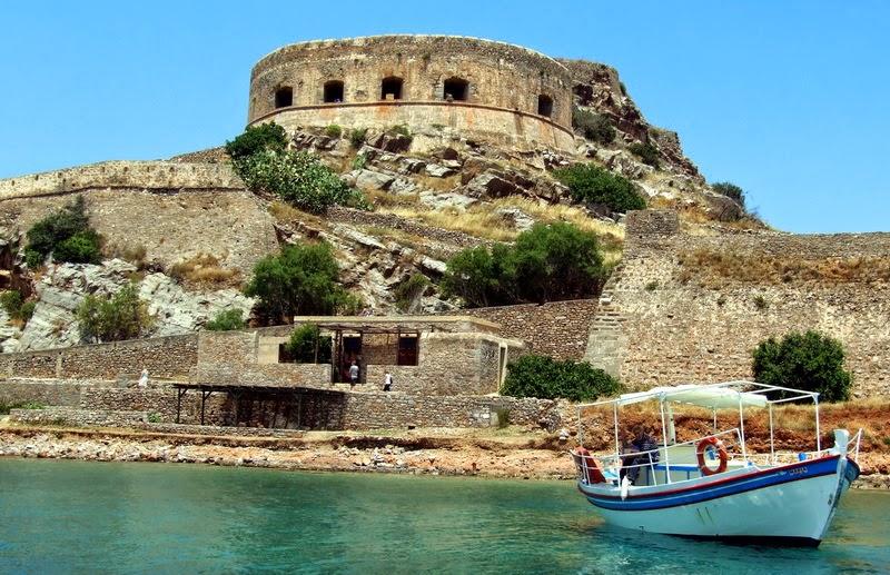 Castelos Venezianos na ilha de Creta