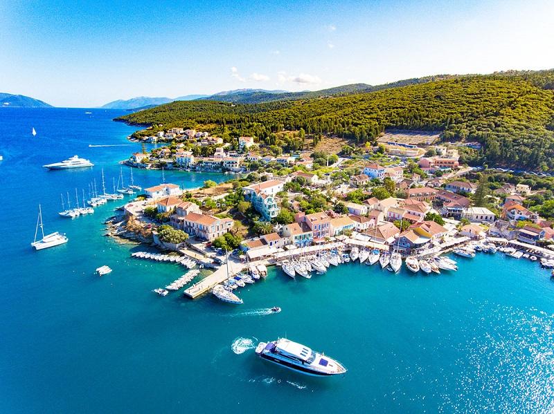 Restaurantes na ilha de Cefalônia | Grécia