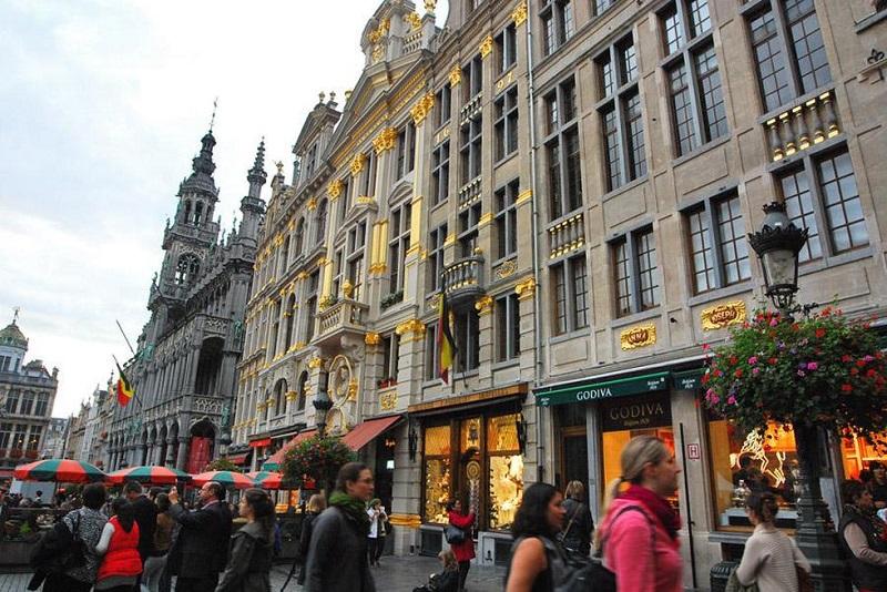 Compras em Bruxelas na Bélgica