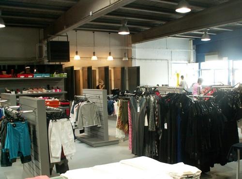 Fashion Outlet em Bruxelas