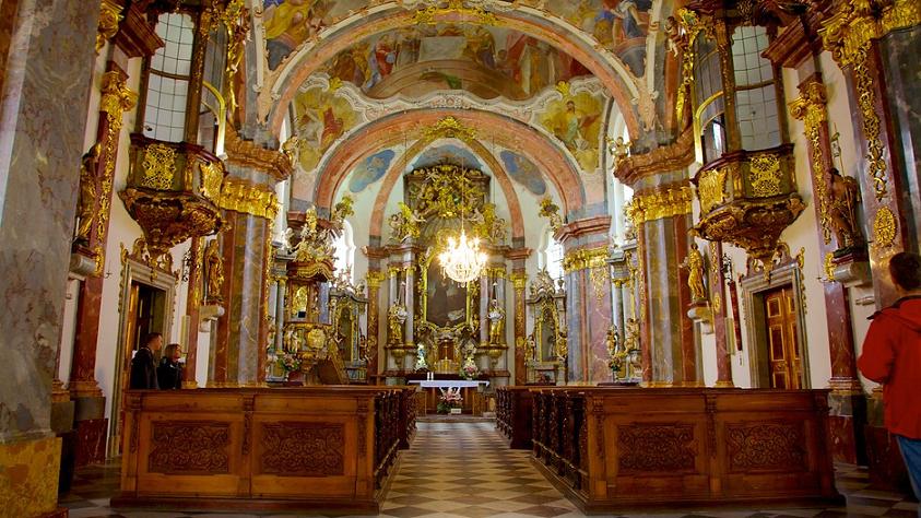 Igreja Loreto (Loreta) em Praga