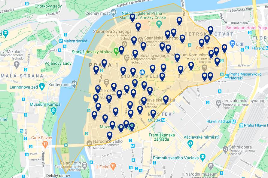 Onde ficar em Praga: melhores hotéis