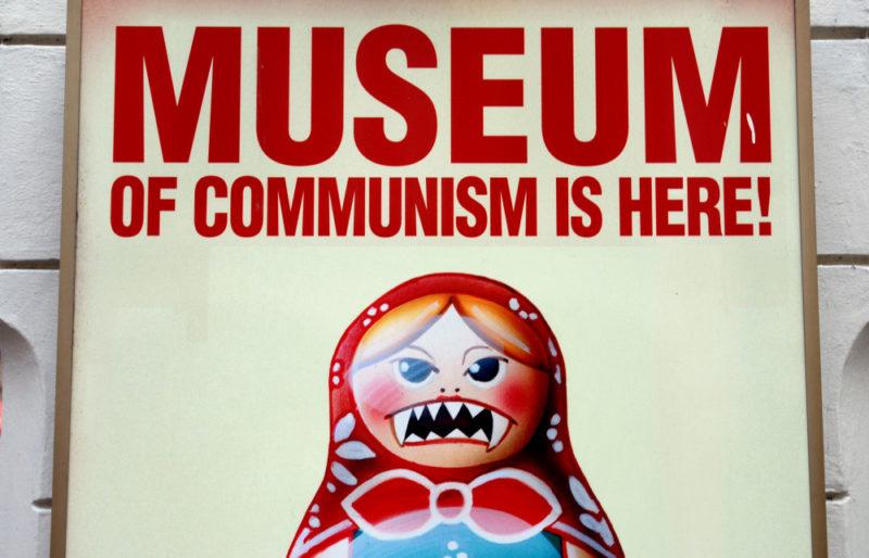 Museu do comunismo em Praga