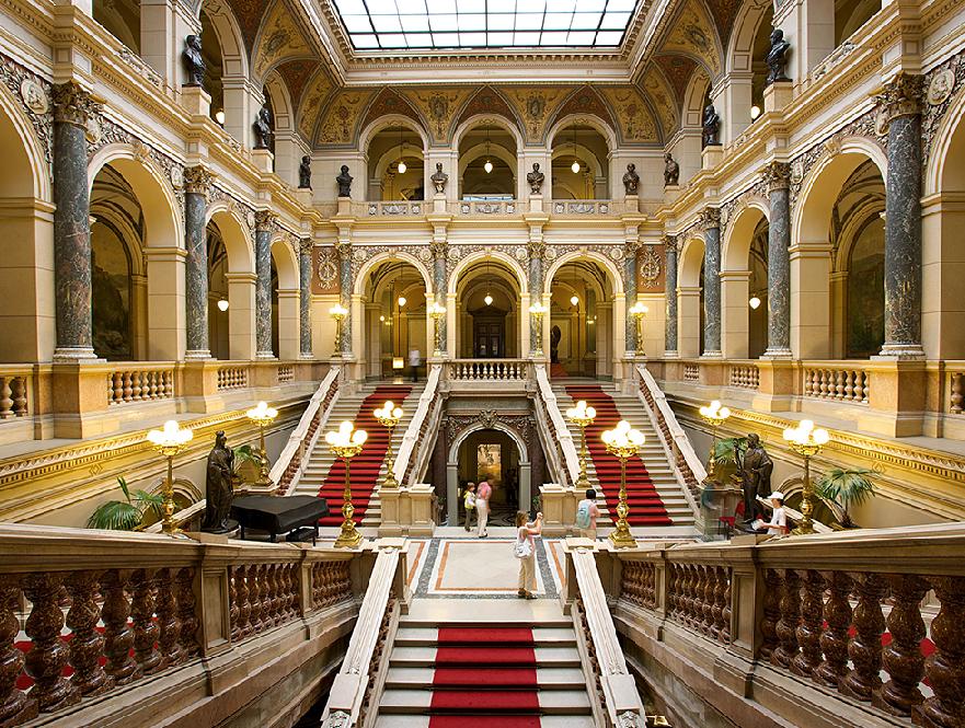 Museus em Praga na República Checa