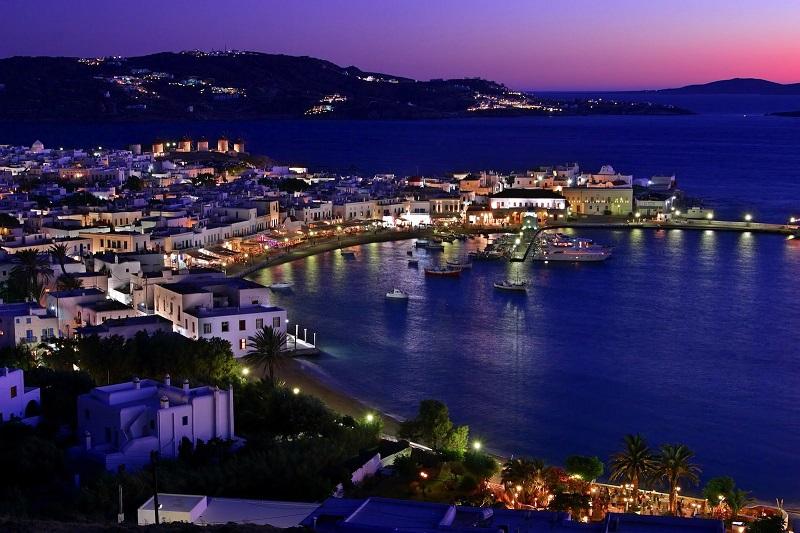 O que fazer à noite em Mykonos | Grécia