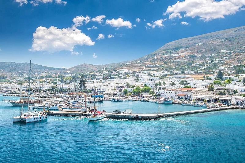 O que fazer na ilha de Paros | Grécia