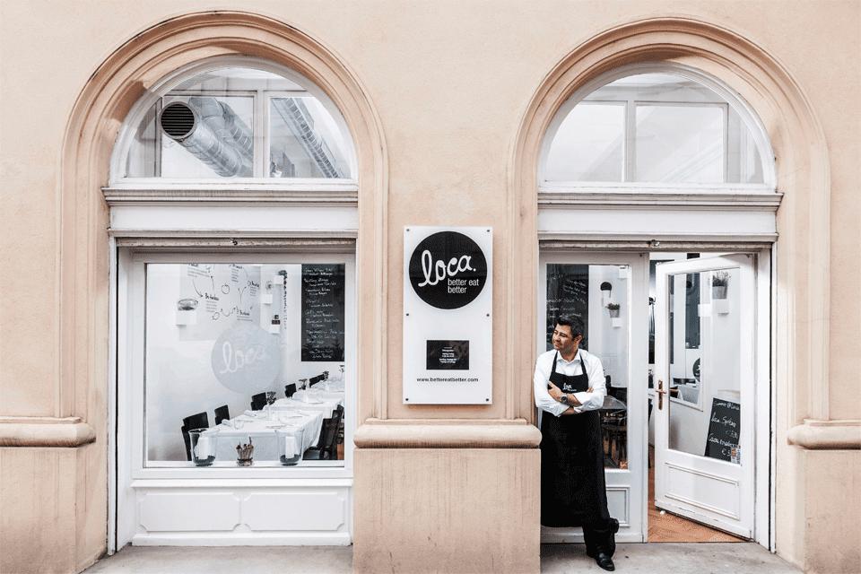 Restaurantes em Viena   Áustria