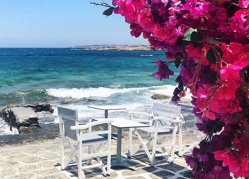 Restaurantes na ilha de Paros | Grécia