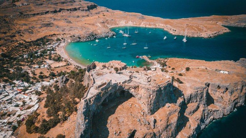 O que fazer na ilha de Rodes | Grécia