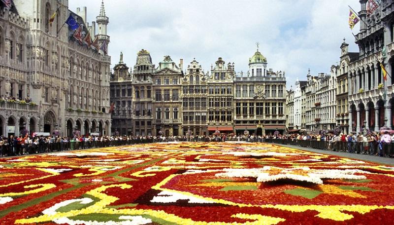 Roteiro de um dia em Bruxelas na Bélgica