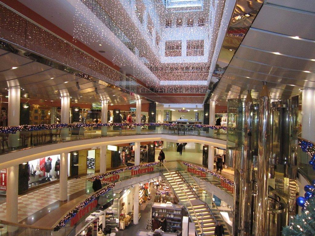 Shopping Ringstrassen Gallerien em Viena