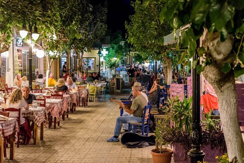 O que fazer à noite em Creta | Grécia
