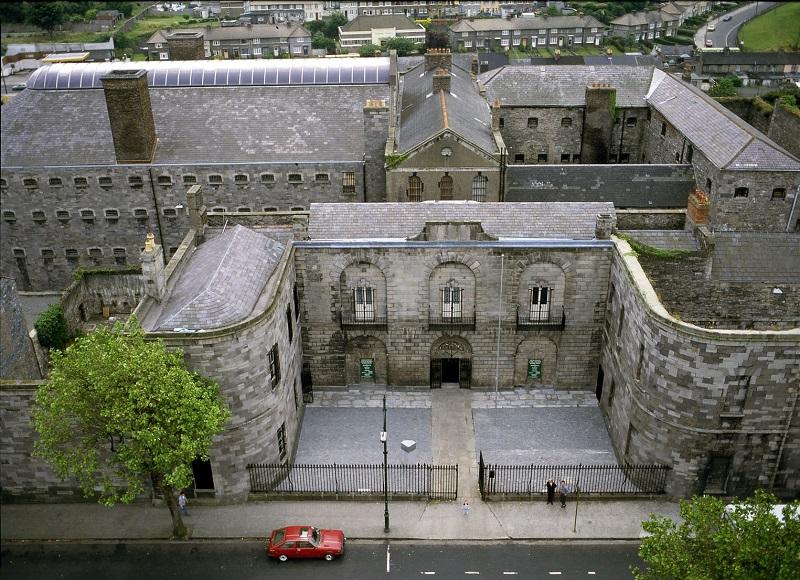 Kilmainham Gaol em Dublin