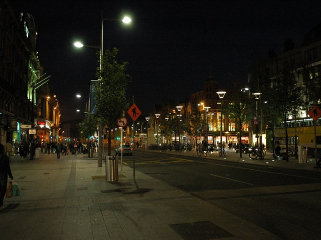 O que fazer à noite em Dublin   Irlanda