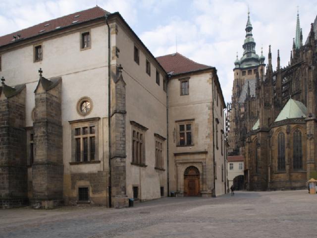 Antigo Palácio Real de Praga | República Checa