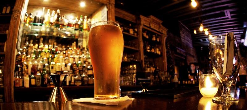 Bar em Creta