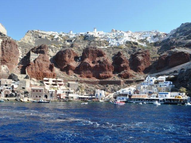 Lua de mel em Santorini | Grécia