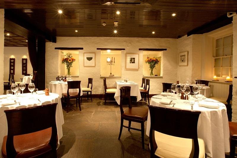 Restaurante Dax em Dublin