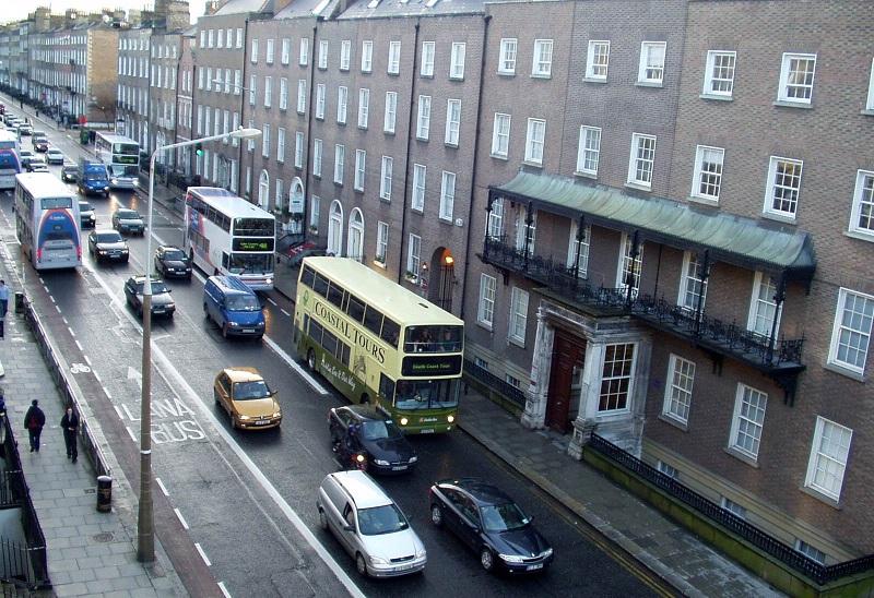 Ruas na Irlanda