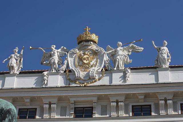 Hofburg Wien em Viena