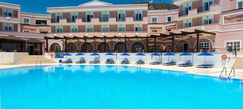 Hotel em Creta