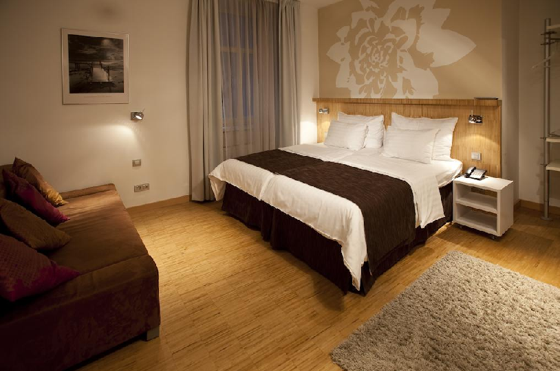 Hotel Dahlia Inn em Praga