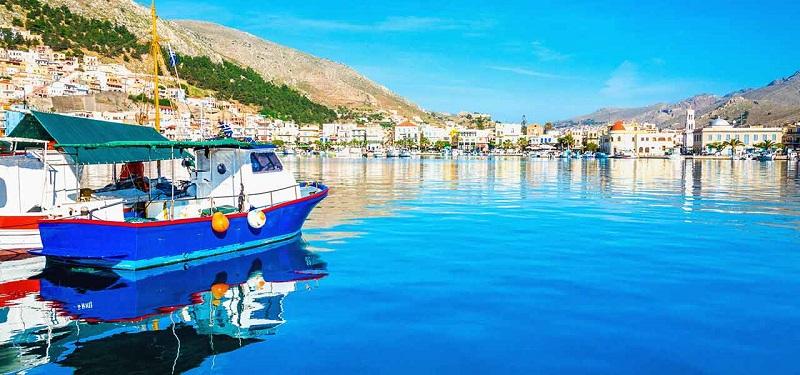 Lua de mel em Creta na Grécia