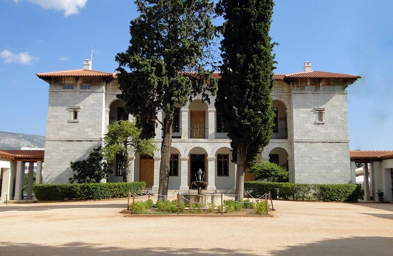 Museu Bizantino e Cristão em Atenas
