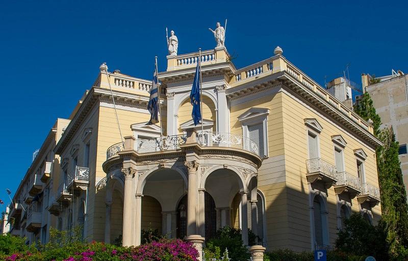 Museu Goulandris de Arte das Cíclades em Atenas