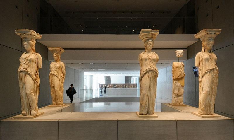 Museus em Atenas na Grécia