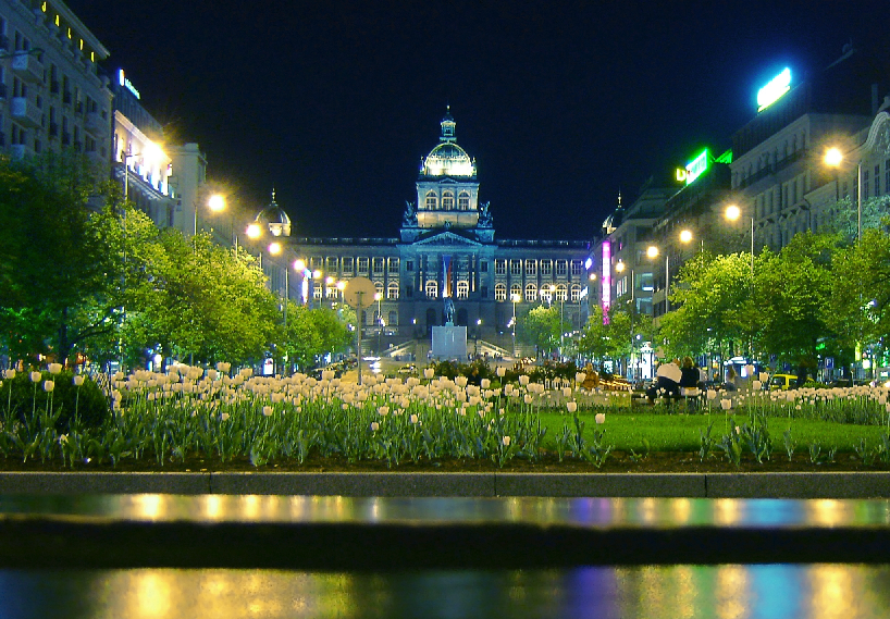 Museu em Praga
