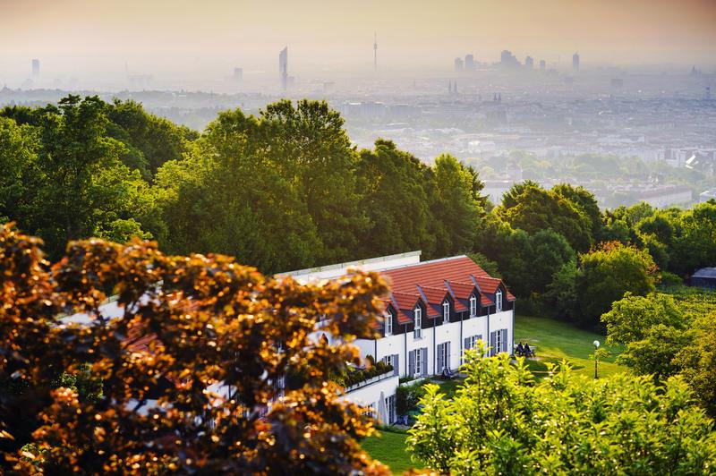Palace Hostel em Viena